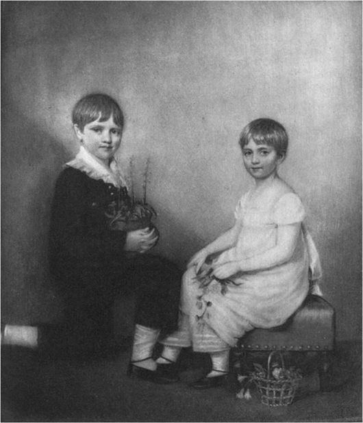 Childhood Pictures Of Historical Scientists