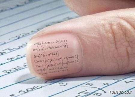 Cleverest Ways To Cheat In Exams