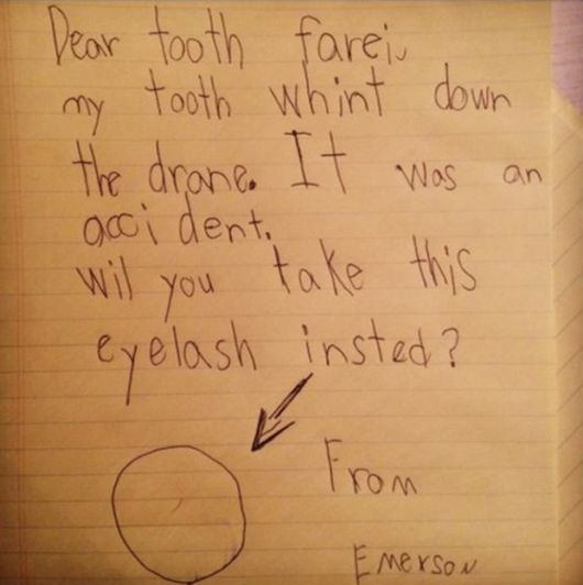 Hilarious Notes from Kids Who Tell It like It Is