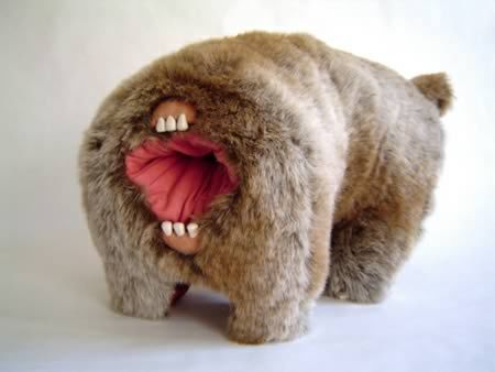 Creepiest Plush Toys Collection