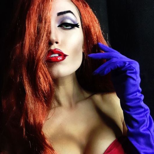 Woman Transforms Herself Into Pop Culture Figures Using Only Makeup