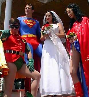 World's Geekiest Weddings