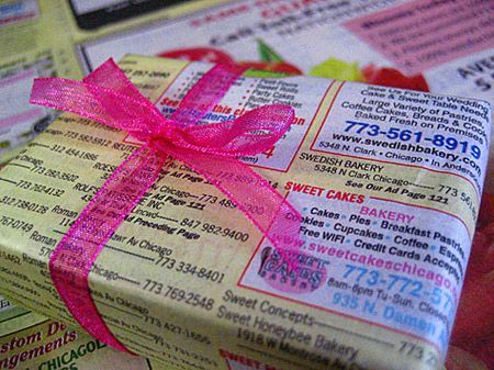 Creative Wrapping Papers