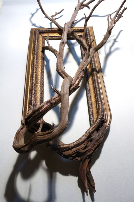 Awestruck Dead Trees Fusion Picture Frames