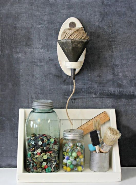 Fantastic Creative Ways To Repurpose Old Kitchen Stuff