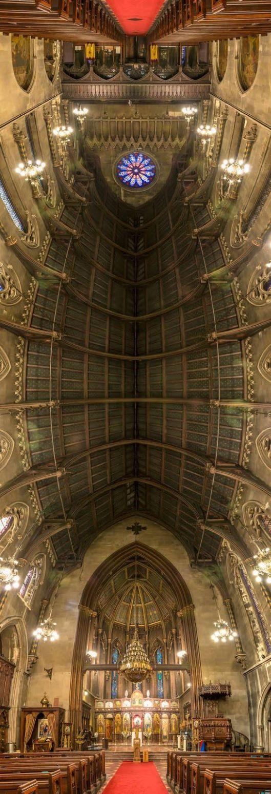 Beautiful Church Dome Panaromas