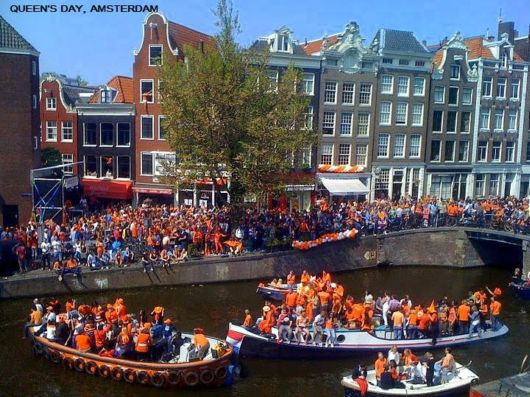 Lets Visit Amsterdam, Netherlands