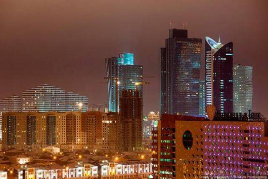 The Astana - The Capital Of Kazakhstan