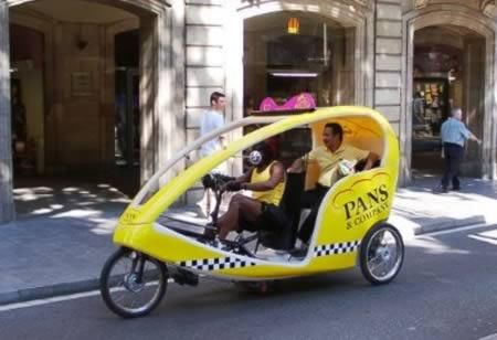 Most Awesome Taxis Around The World