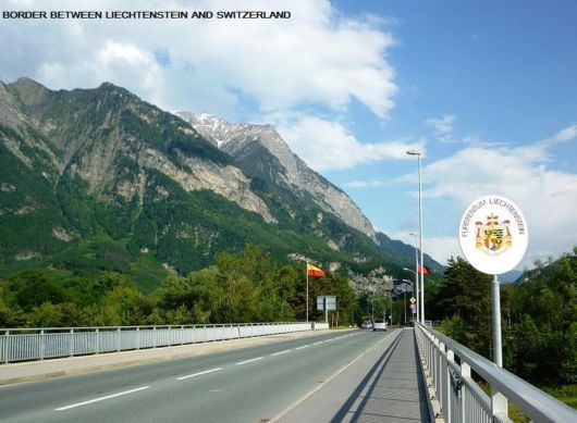 The Principality Of Liechtenstein