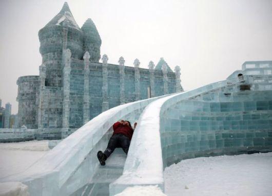 International Snow And Ice Festival 2015
