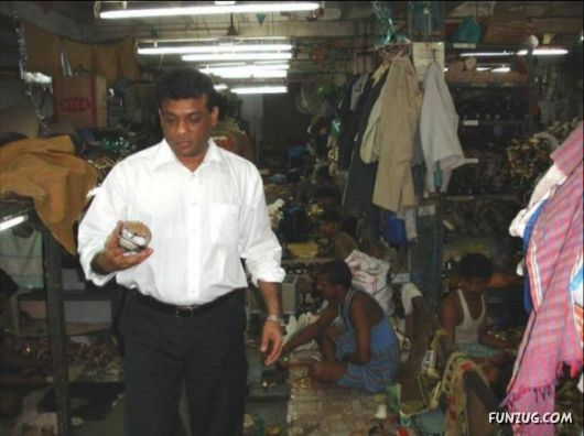 The Production Of Expensive Shoes In India