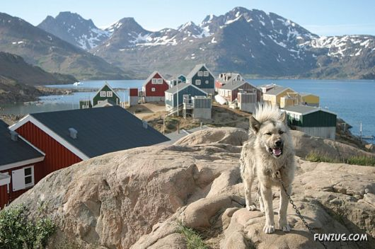 Click to Enlarge - Beautiful Greenland Wallpapers