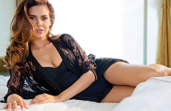 Esha Gupta Shoots For FHM Magazine