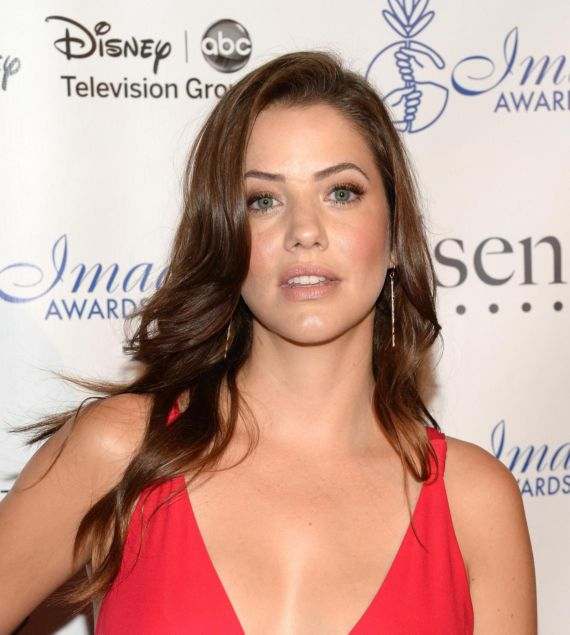 Beautiful Julie Gonzalo At Annual Imagen Awards