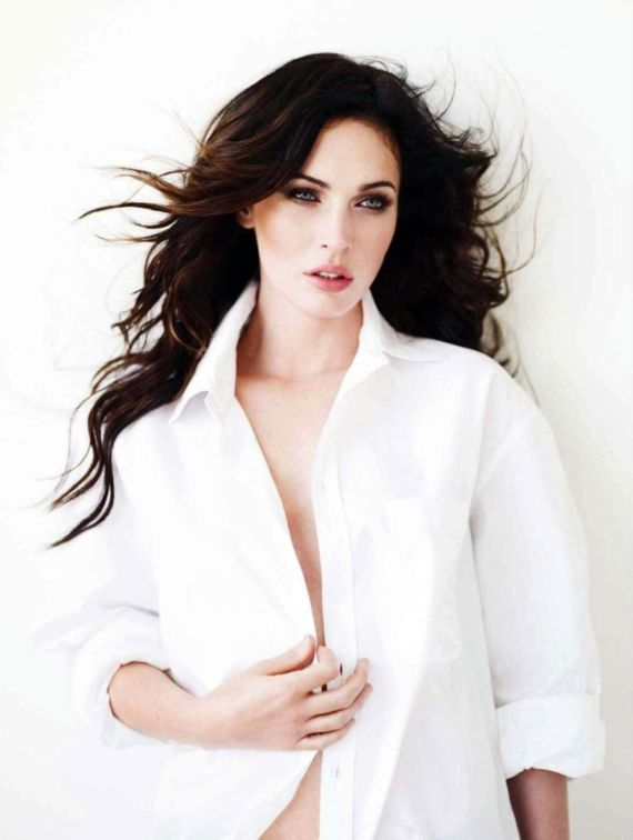 Sensational Megan Fox For Amica