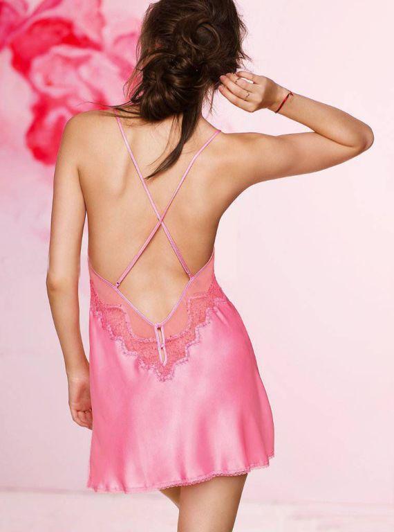 Anais Pouliot Posing For Victorias Secret