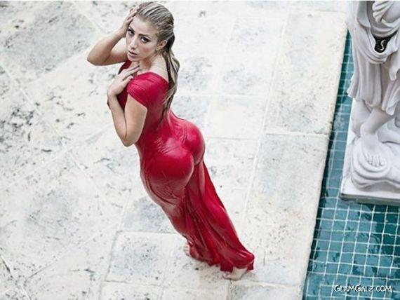 Colombian Model Valeria Orsini