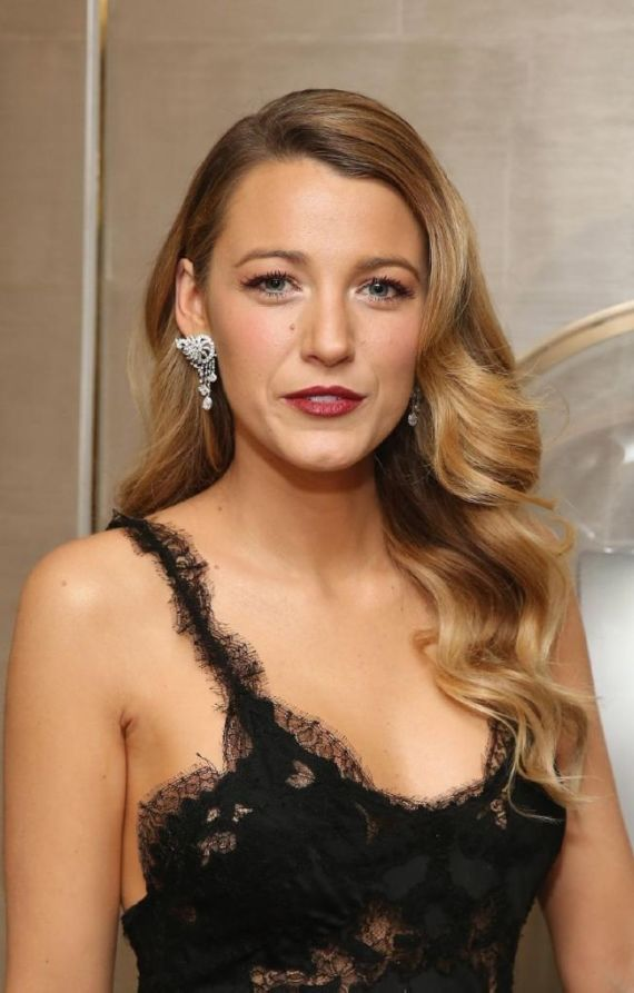 Blake Lively Attends 5th Avenue Flagship Maison Unveil Party