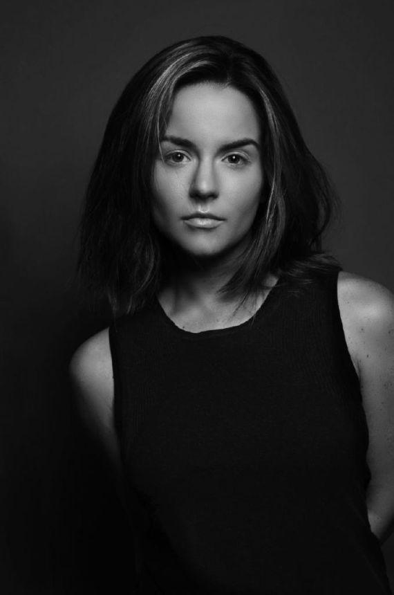 Joanna JoJo Levesque For Graphics Metropolis Photoshoot
