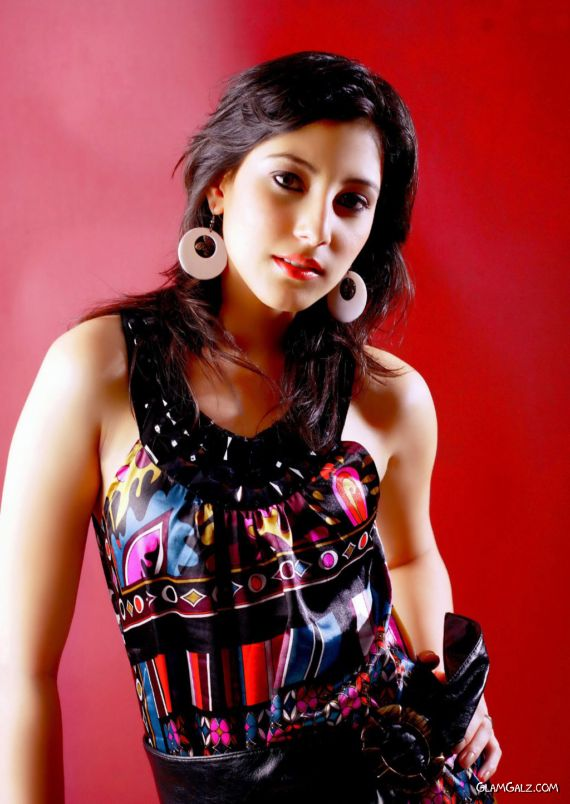 Beautiful South Indian Actress Amrita