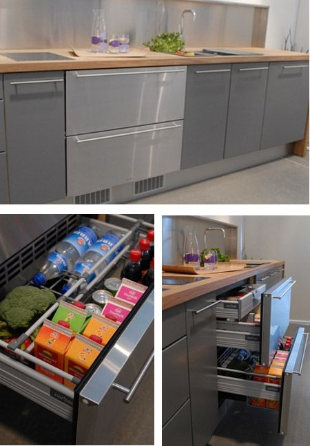 Top 10 Coolest Refrigerators